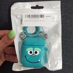 Disney Sully of Monsters Inc airpods silicone case